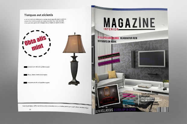 19+ Advertisement Magazines Free PSD, EPS, AI, InDesign Download ...