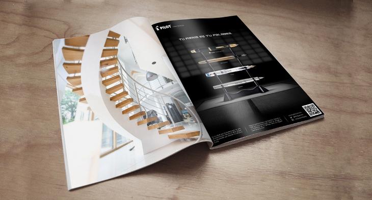 Img. Advertising Magazines ...