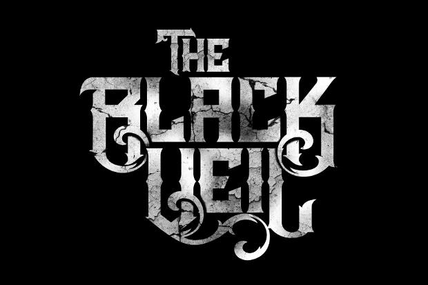block cursive font