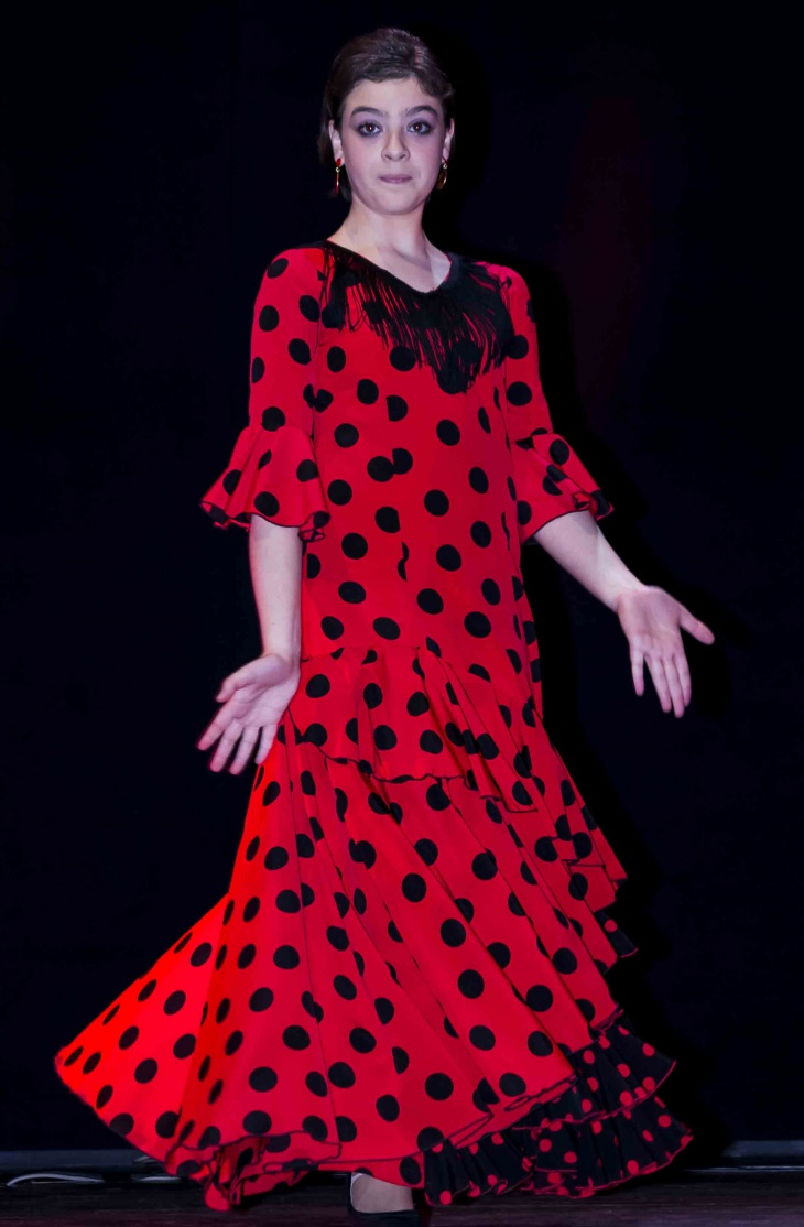 17  flamenco dress designs  ideas