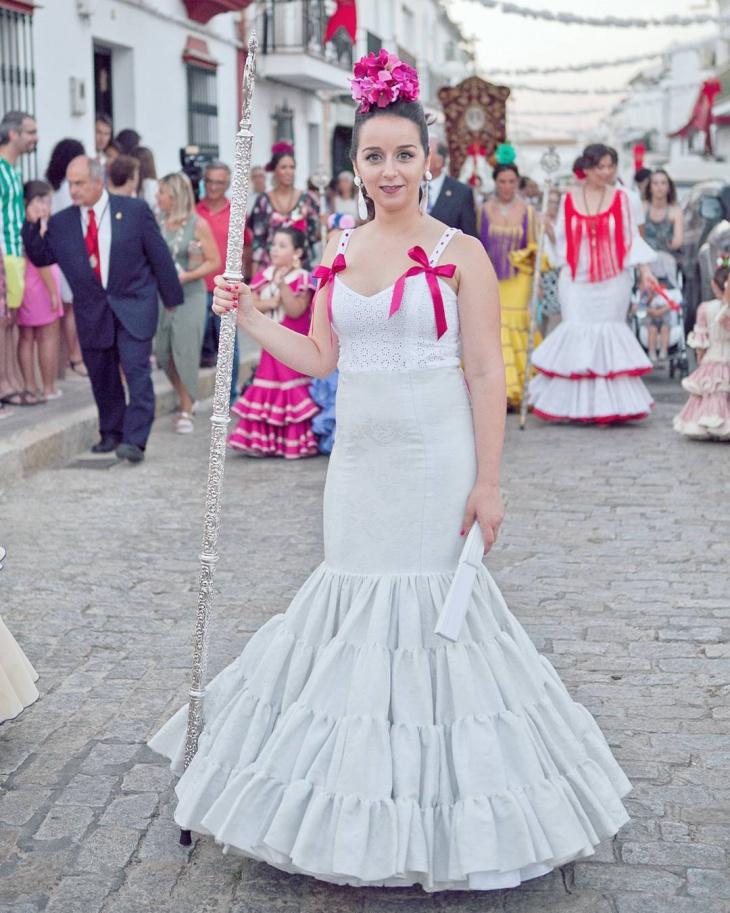 flamenco wedding dresse