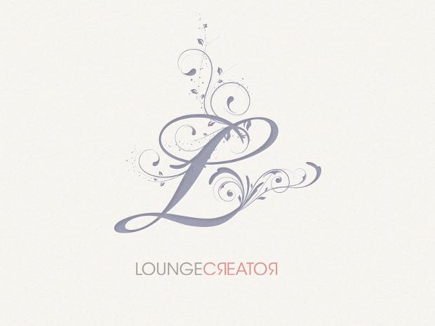 floral launge creator logo