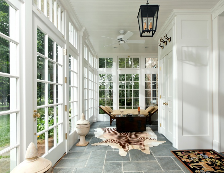 17+ Sunroom Flooring Designs, Ideas | Design Trends ...