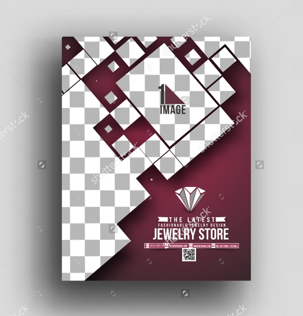 Jewelry Store Front Flyer