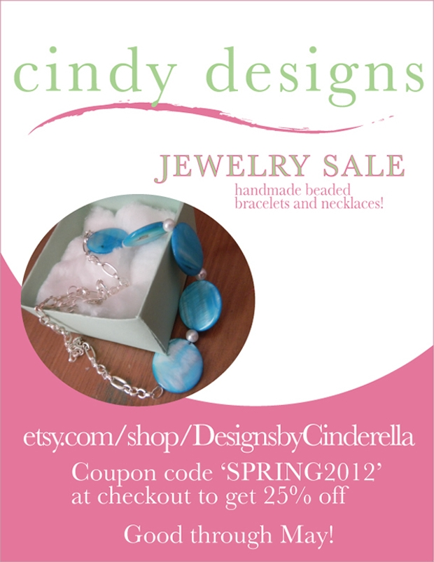Jewelry Sale Flyer