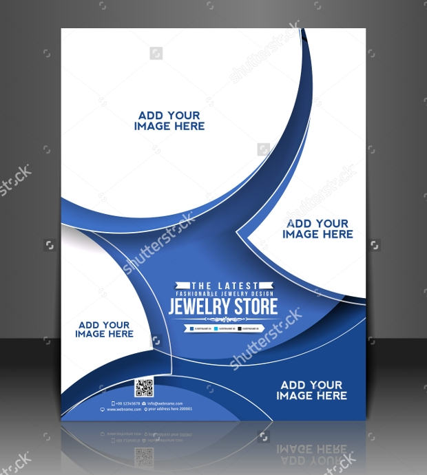 26  jewelry flyer templates and designs
