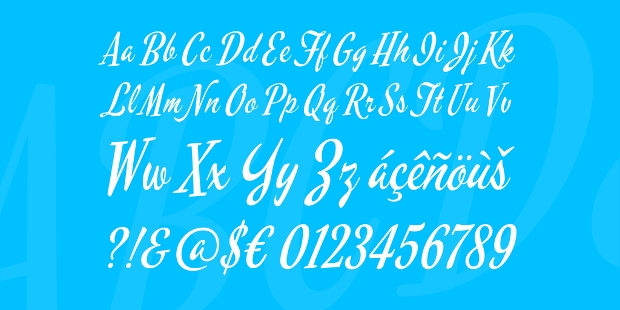 mervale script font