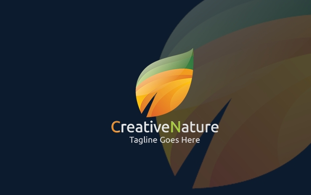 Creative Nature Logo