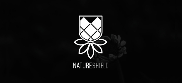 Nature Shield Logo Design
