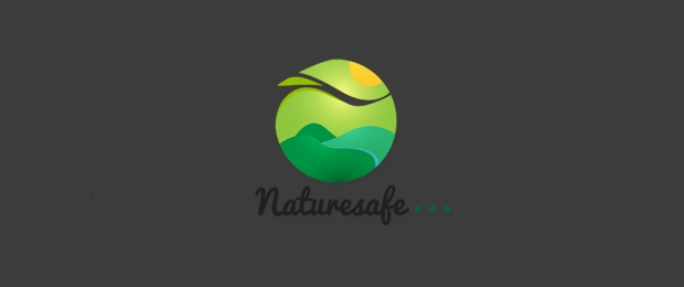 Nature Safe Logo Design