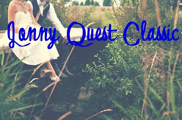 Quest Classic Font