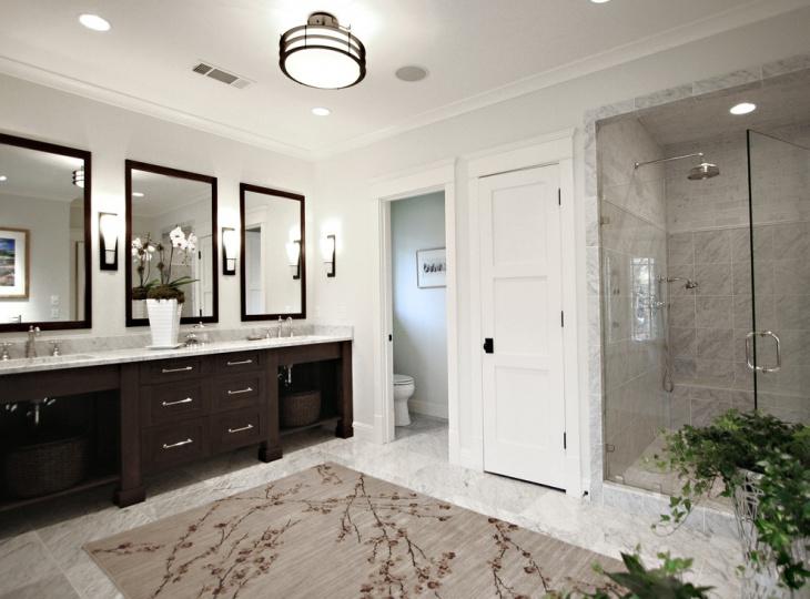 Traditional Bathroom Vanity Cabinets