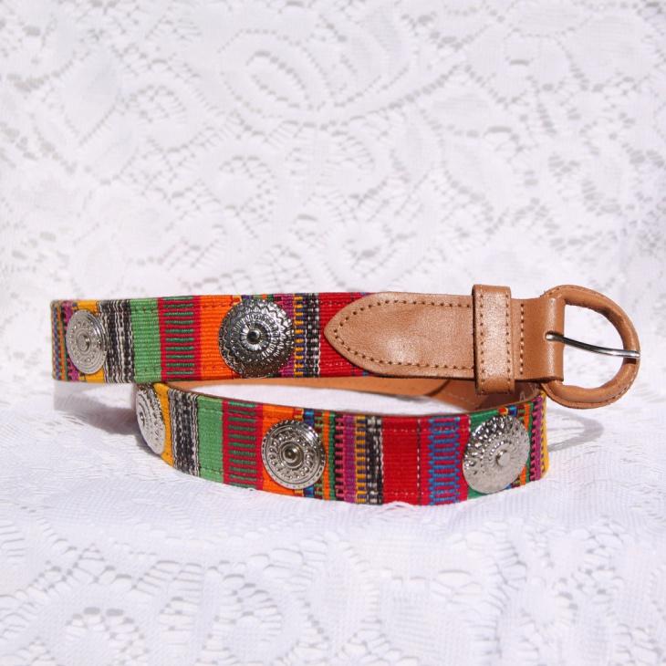 beautiful aztec belt design
