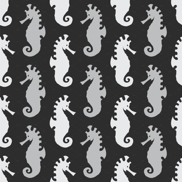 Sea Horse Design Pattern