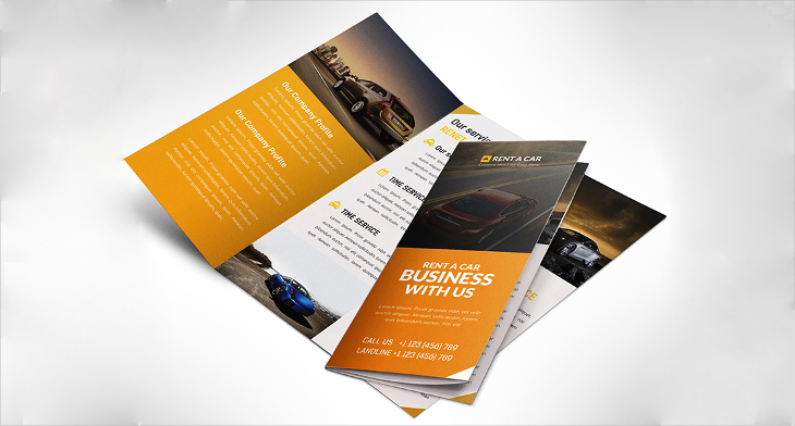 25 Service Brochure Designs And Templates AI PSD Docs Pages