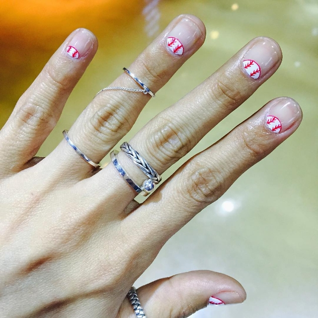 half circle nail design1