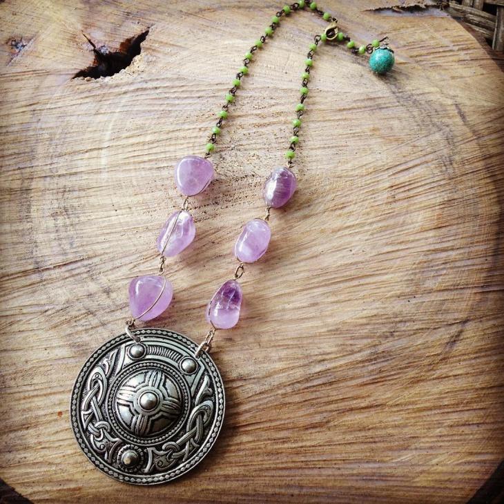 Vintage Celtic Jewelry Idea