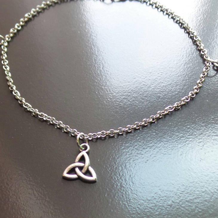 Silver Celtic Jewely Idea