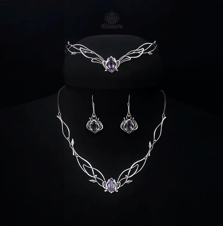 Celtic Wire Wrap Necklace