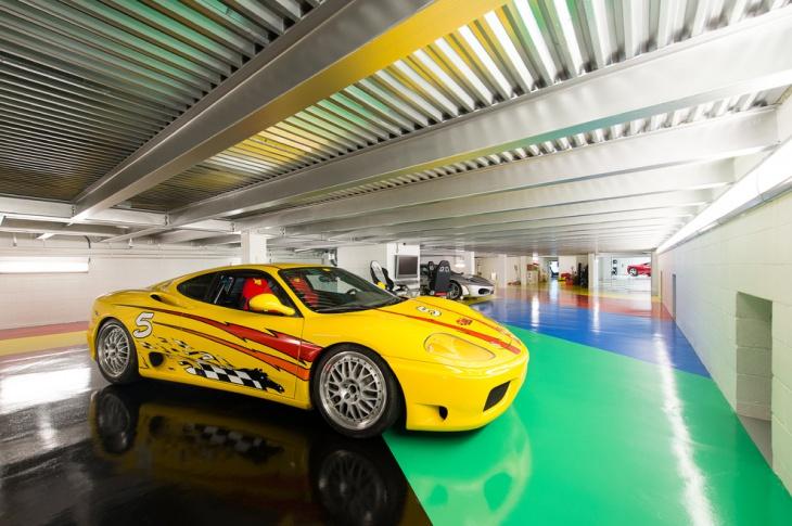 modular garage flooring