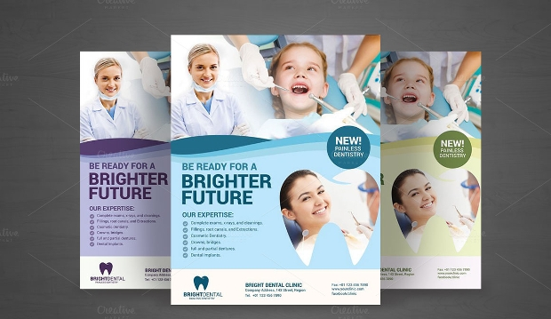 dental services flyer