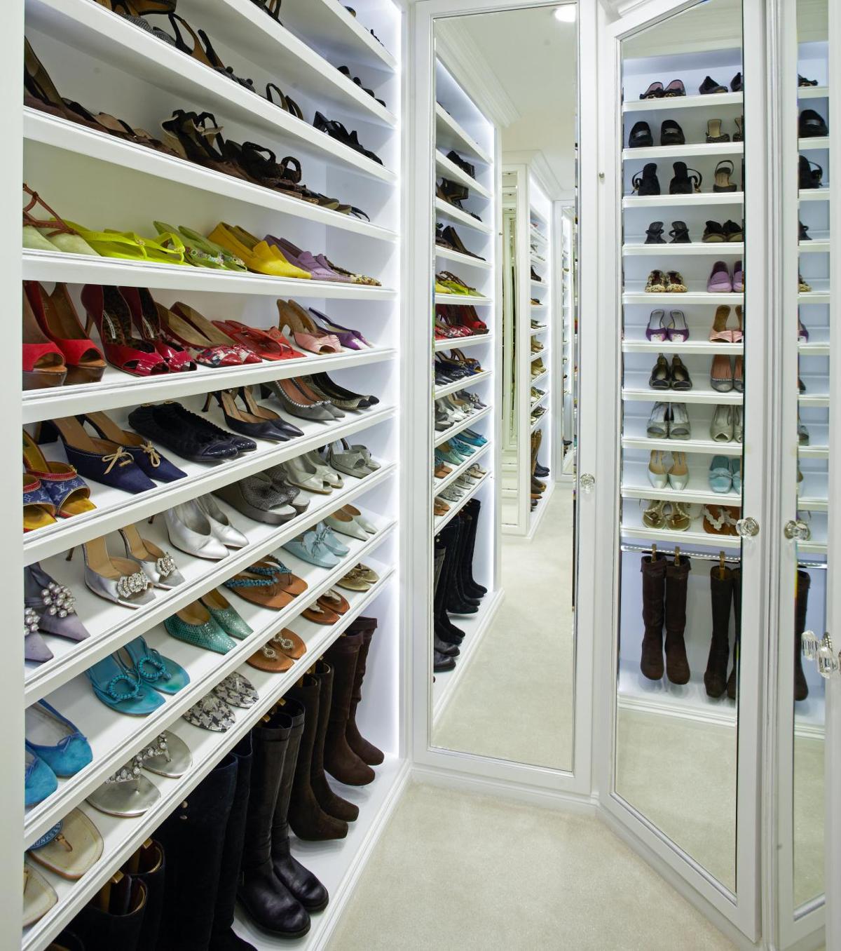 Extra Shoe Closet