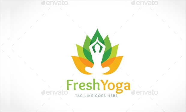 Fresh Yoga Logo