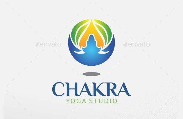 Chakra Yoga Logo