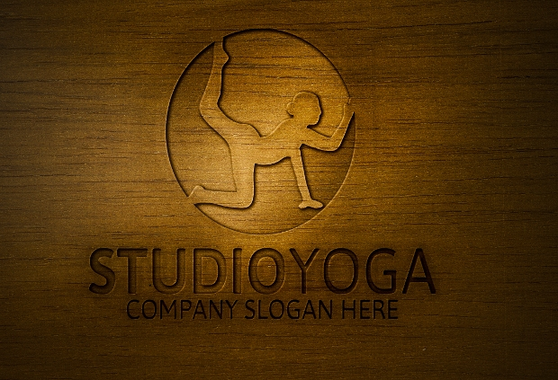 Yoga Studio Logo Design