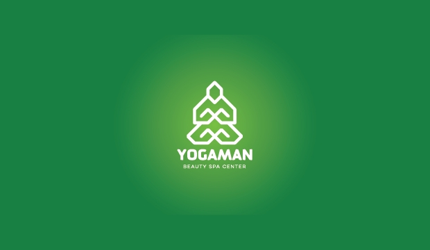Yogaman Logo Design