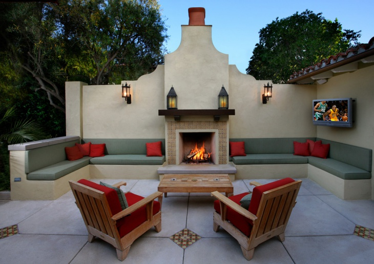 18 Outdoor Seating Designs Ideas Design Trends