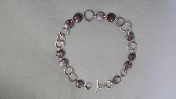 handmade enamel jewelry
