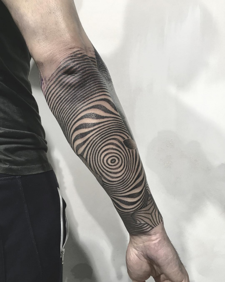 17+ Optical Illusion Tattoo Designs, Ideas | Design Trends ...
