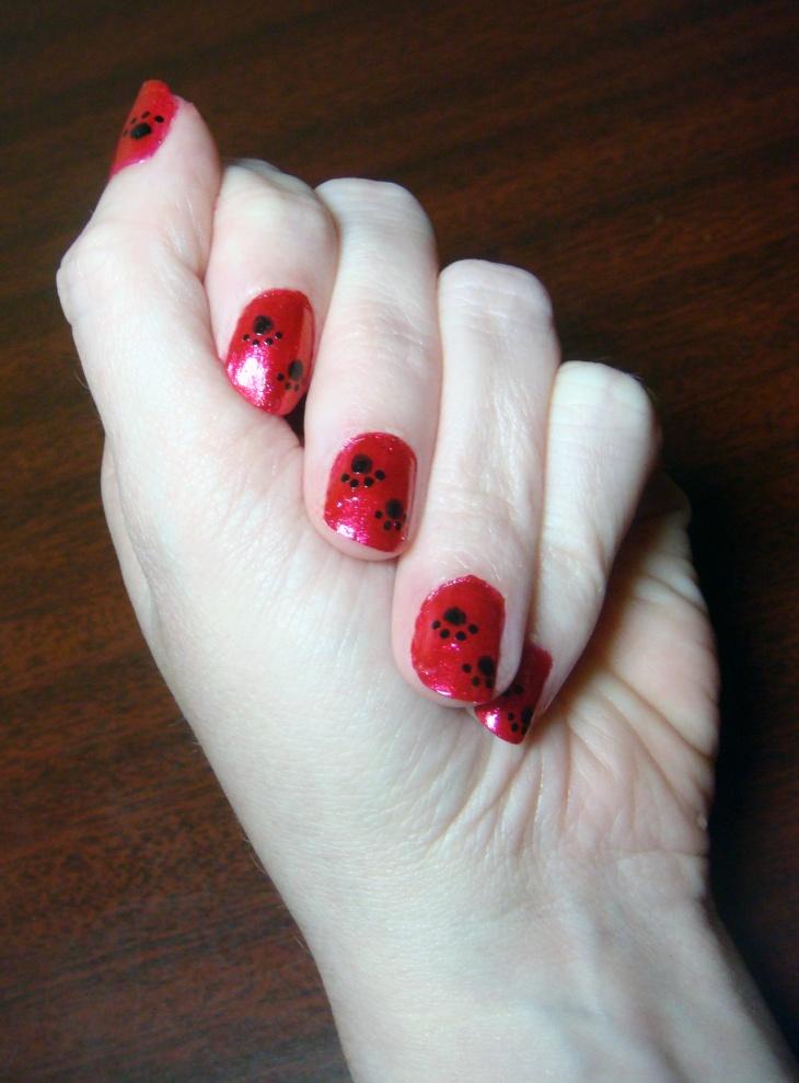 18 Paw Nail Art Designs Ideas Design Trends Premium Psd Vector Downloads
