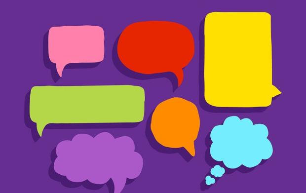 Speech Bubble Callout Vectors