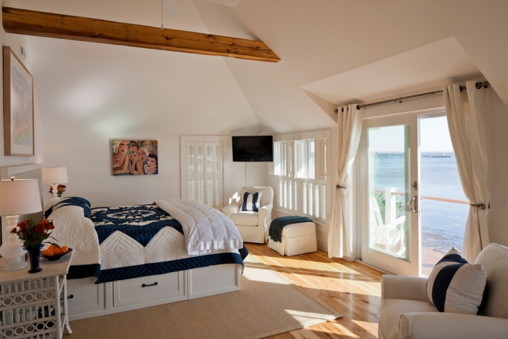 18+ Beach House Bedroom Designs | Design Trends - Premium PSD ...