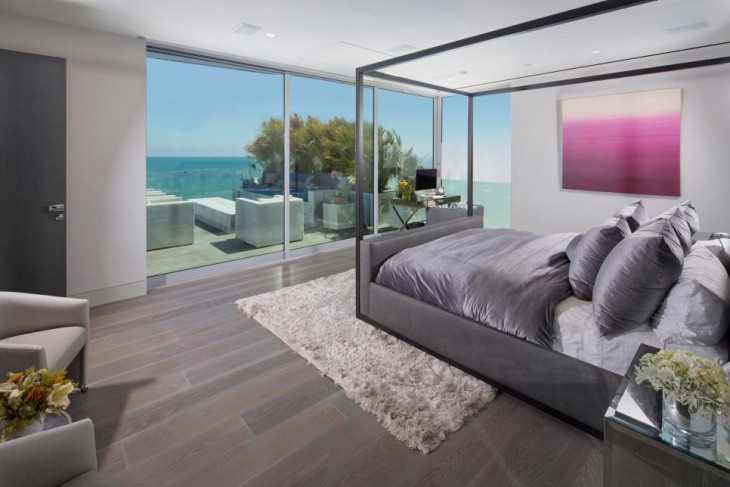 beach house bedroom flooring