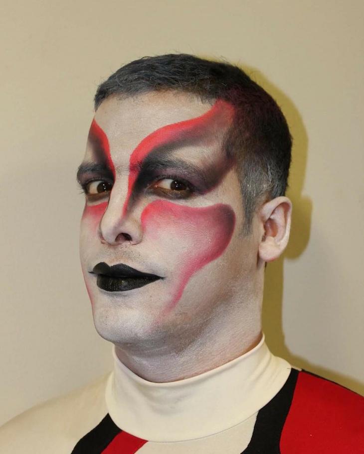 Stage Makeup For Men