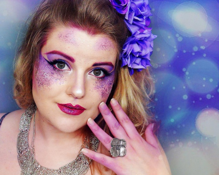 Fairy Stage Makeup