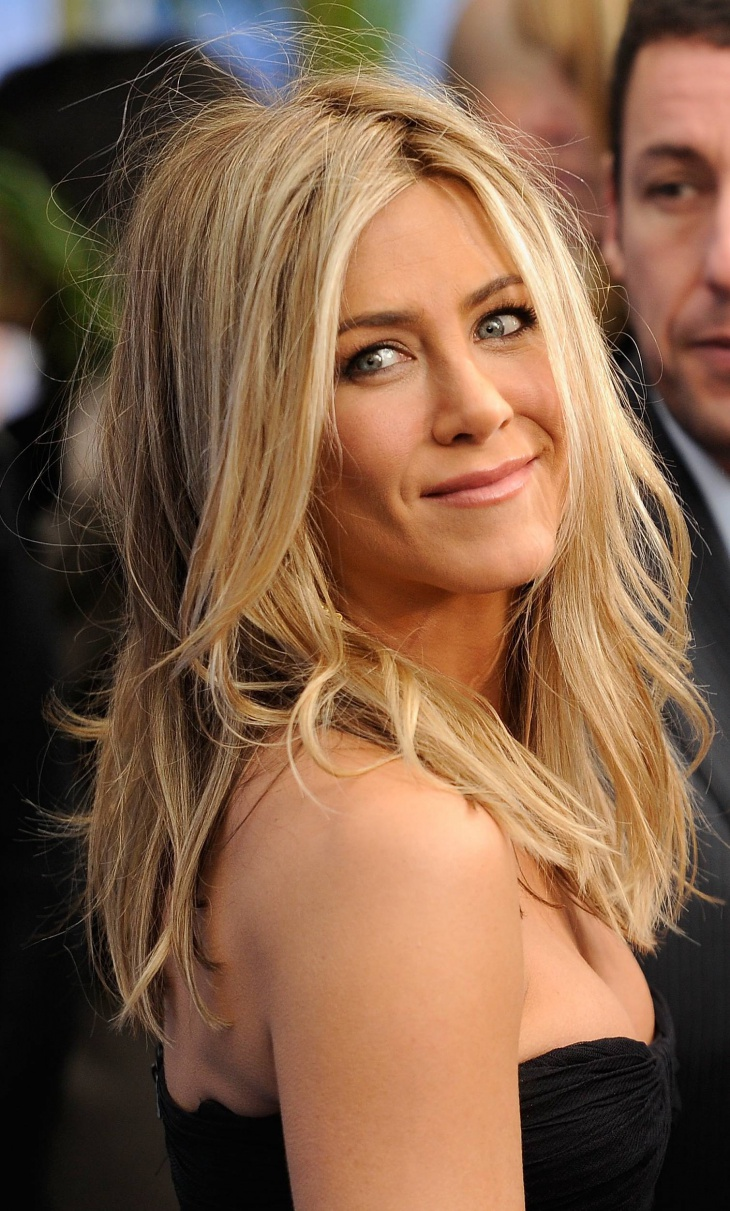 jennifer aniston medium gypsy haircut