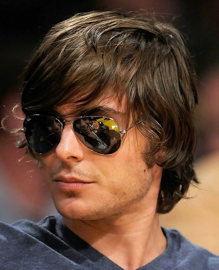 zac efron gypsy haircut idea