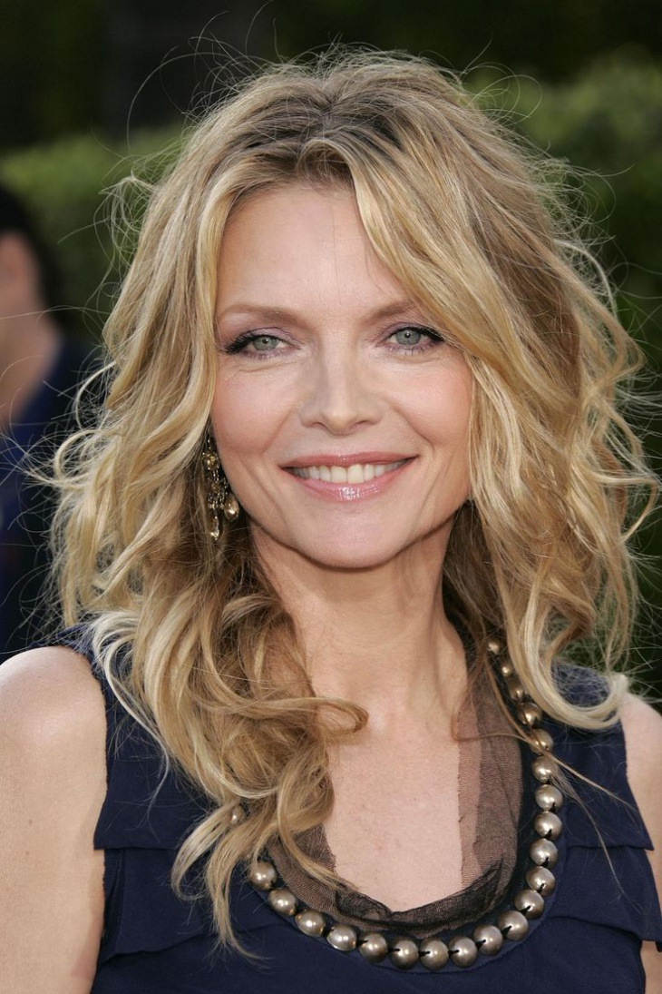 michelle pfeiffer diy gypsy haircut
