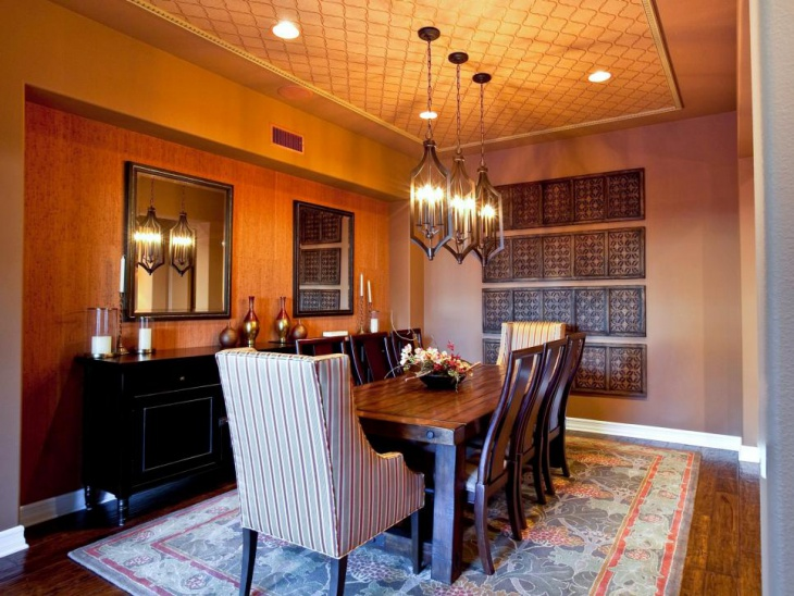 18 dining room ceiling light designs  ideas design