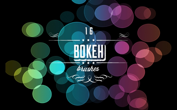 bokeh brush set