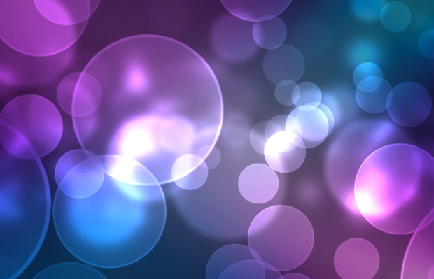 colorful bokeh photoshop brushes