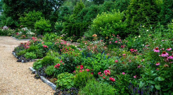 flower foilage gardens ideas