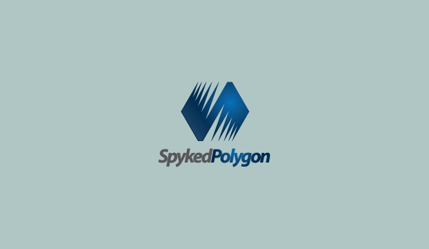 Spiked Polygon Logo