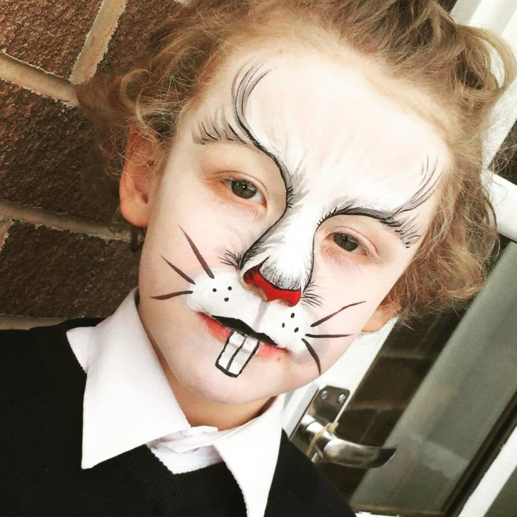 cute alice makeup for kids