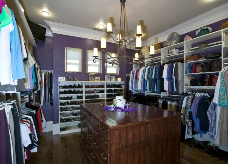 18 Walk In Closet Designs Ideas Design Trends