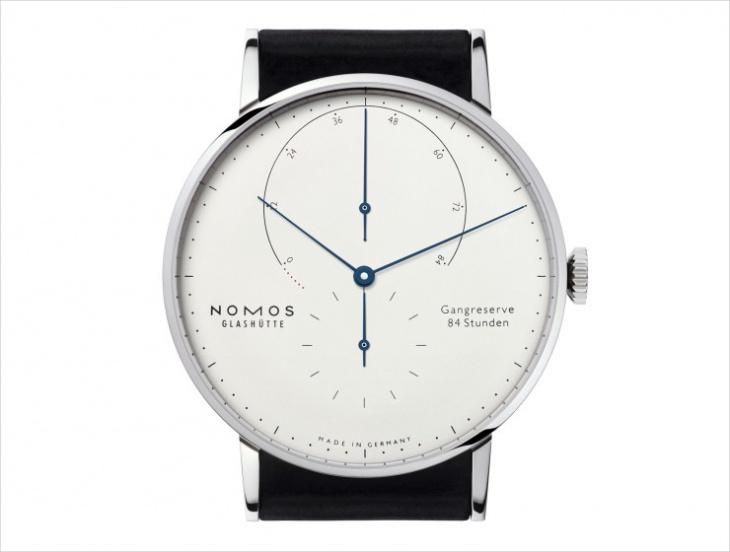 Nomos Men Watch Design